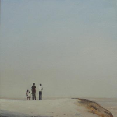 Federico Granell  Familia, 2012 40x40 cm