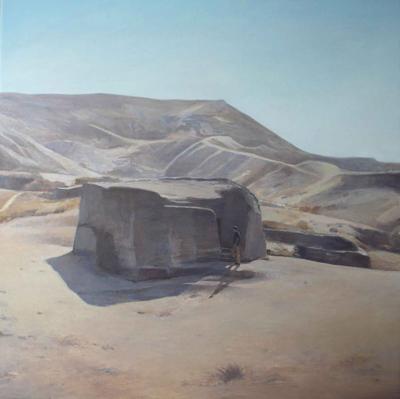 Federico Granell  Casa abandonada, 2012 73x73 cm