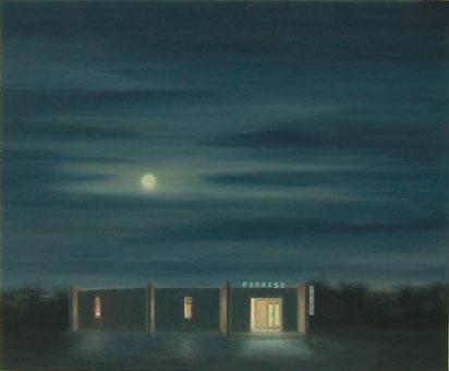 Hotel Paraiso – 60 x 73 – óleo/lienzo – 2011