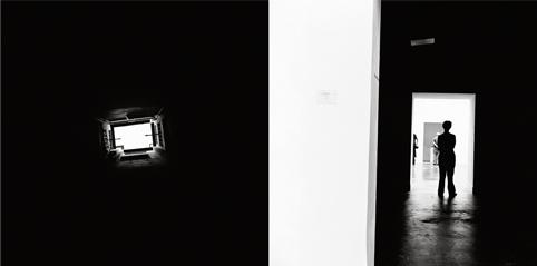 Sin título, 2001. 100 x 200 cm Fotografía sobre Dibond