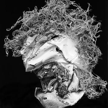 Erika_Babatz Quejío, 2013 (Retrato de José Monge Cruz, Camarón de la Isla) Gelatina de plata 35x35cm (40,6x50,8cm)
