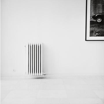 Sin título, 2007.  70 x 70 x 4 cm Positivo  cloro-bromuro, virado al selenio. Sobre bastidor de madera