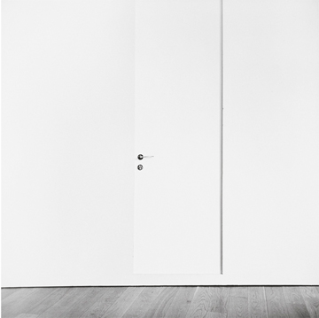 Sin título, 2007.  70 x 71 x 4 cm              Positivo  cloro-bromuro, virado al selenio. Sobre bastidor de madera