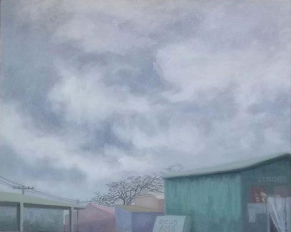 Deus ama – 40 x 50  – óleo/ lienzo – 2013
