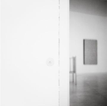 Sin título, 2007.  70 x 70 cm Positivo  cloro-bromuro, virado al selenio