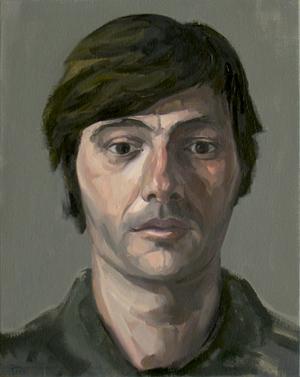 Alberto Pina Retrato de Andrés Barba