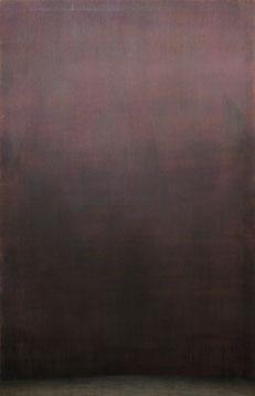 José Bellosillo Adentrándome,1992, óleo sobre lino, 81x130 cm.
