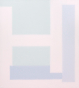 M. A Cielo abierto 15, 2006, Acrílico sobre tela 200X180 cm