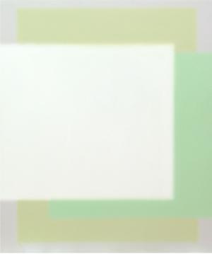 M. A Cielo abierto 12, 2007, Acrílico sobre tela 195X162 cm