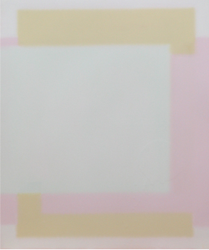 M. A Cielo abierto 13, 2007, Acrílico sobre tela 195X162 cm