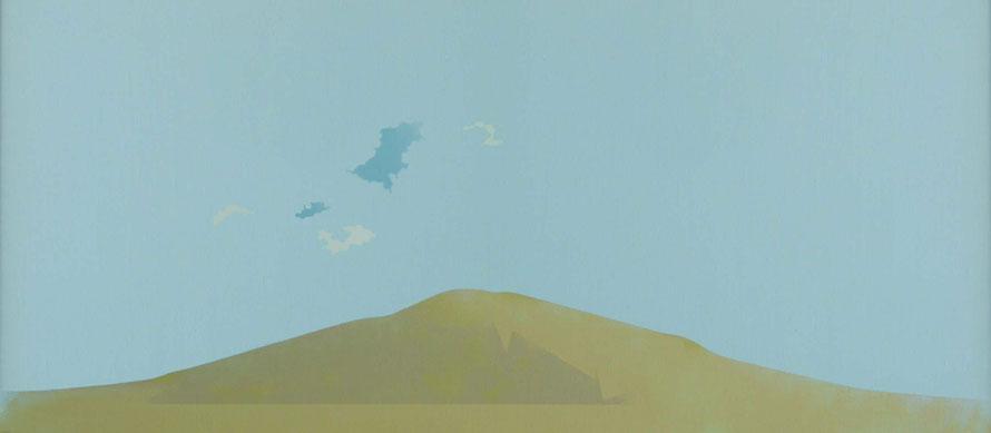 Nubes-y-Cerro-42x94-cm-Acrílico-lienzo-2010