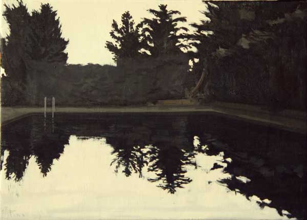 Verano - óleo/lienzo 33 x 46 cm.