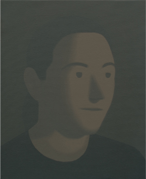 CLACK, 2007 ACRÍLICO SOBRE LIENZO 27 x 22 cm