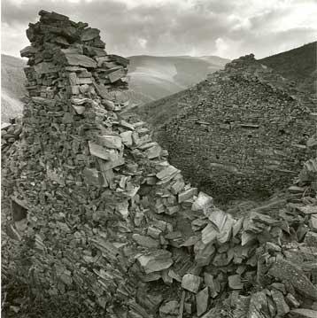Labor de Rey, 2000 (1/5) Copia fotográfica en papel baritado blanco y negro 70X70 cm