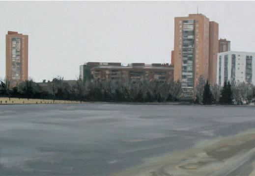 Hortaleza. 2009. 38 x 56 cm.