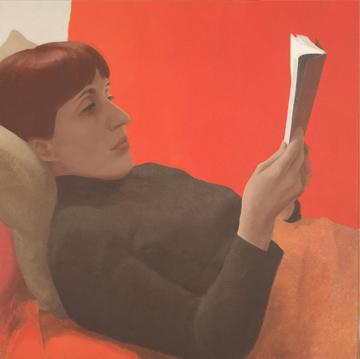 Beatriz. 50x50. 2007