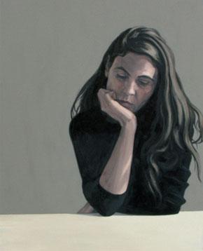Raquel. 2008. 100 x 81 cm.