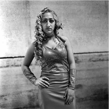 Adriana López Sanfeliu Susi Prima Gelatina de plata Ed 3/14 50X50 cm.