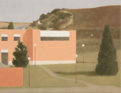 Universidad. 27x35. 2007