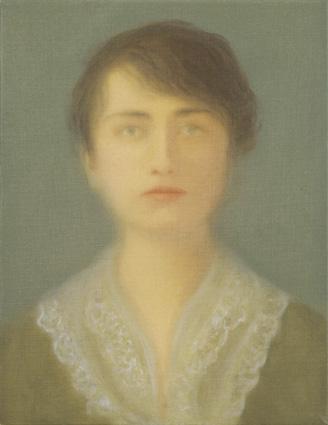 Camille Claudel 2012 óleo sobre lienzo o 35 x 27 cm.
