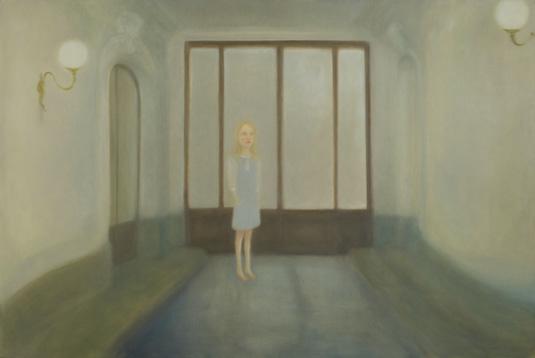 París 2012  óleo sobre lienzo 130 x 195 cm.