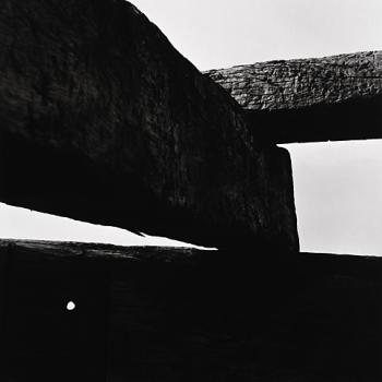 1998 El Oriciu desde el interior - Positivo cloro-bromuro, virado al selenio - 72 x 72 cm