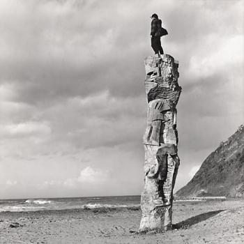 Pablo Maojo 1988 - Positivo cloro-bromuro, virado al selenio - 72 x 72 cm