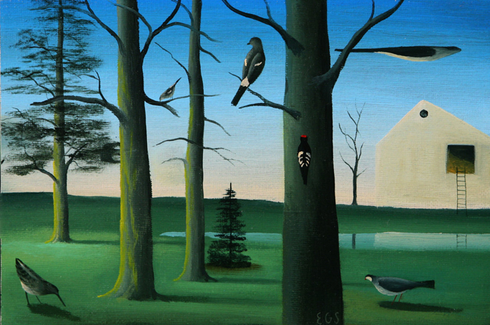 Pájaros-14.5-x21.5-O.lienzo-pegado-a-tabla