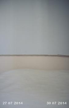 Sevilla - Tinta pigmentada en papel fotográfico, perforación láser, 45 x 30 x 4 cm. Edición de 3+2 AP