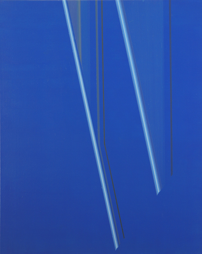 Agua y ceniza III. 81x65cm. Acrílico/lienzo. 2012