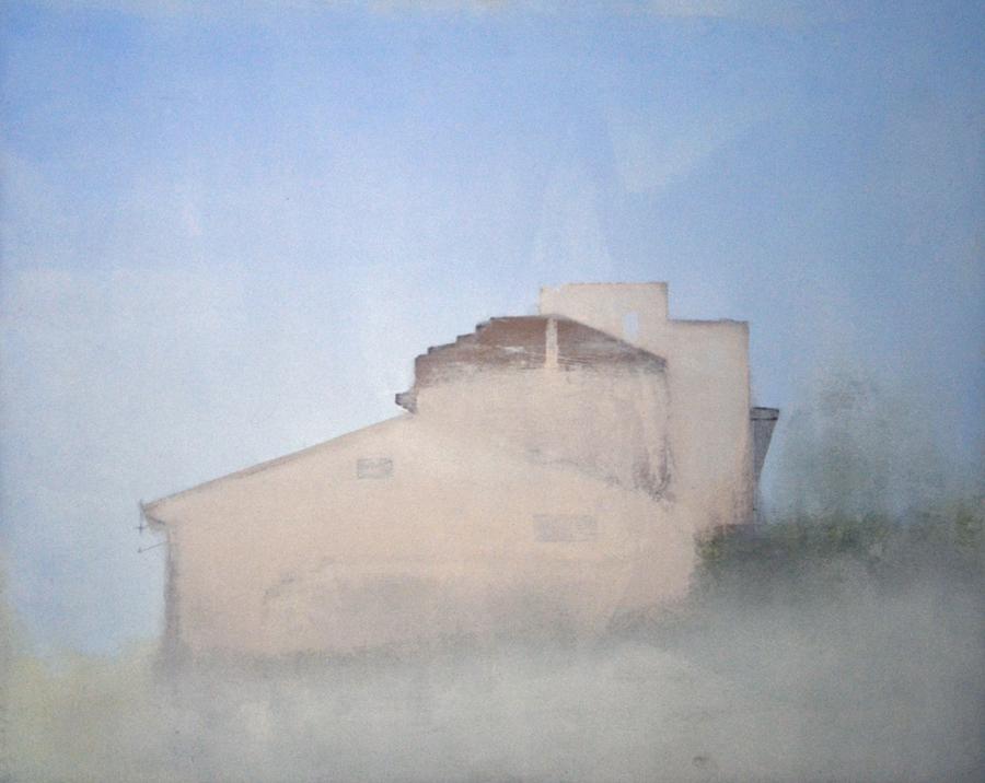 Casa Fuencarral, 2015 - Óleo sobre lienzo 65 X 81 cm