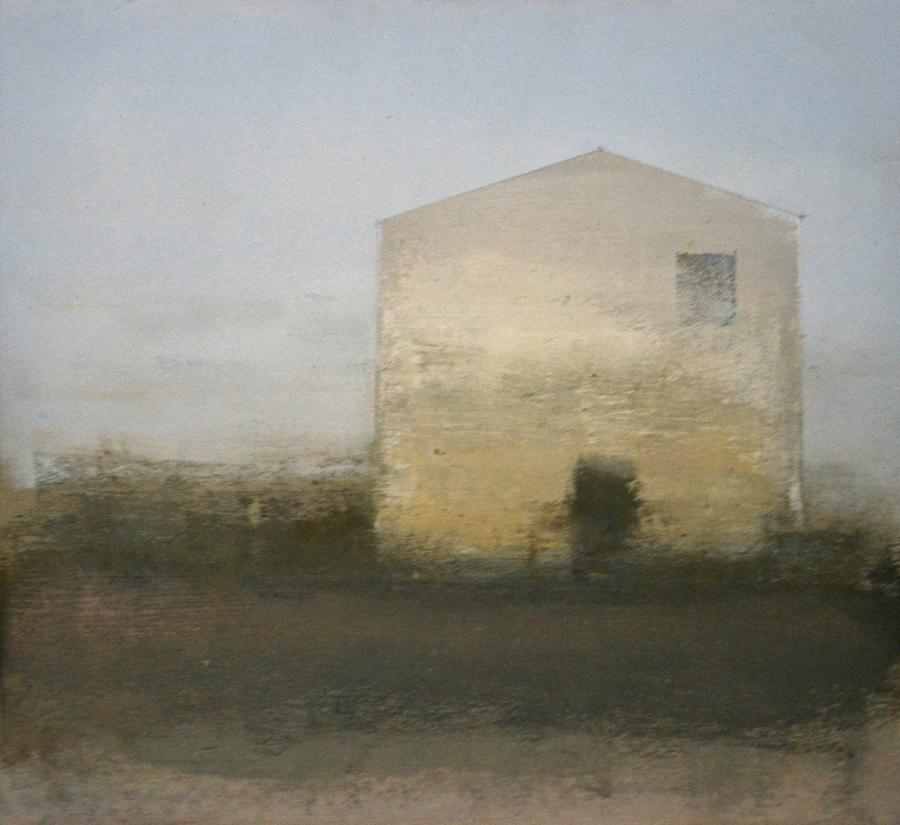 Casa Norte, 2015 - Óleo sobre lienzo 42 X 46 cm