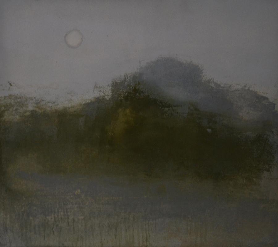 El Casar, 2015 - Óleo sobre lienzo 42 X 46 cm
