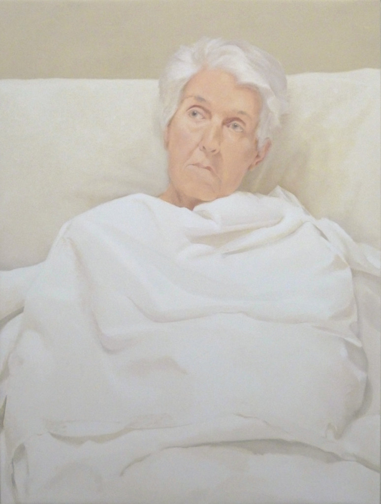 Elena. Óleo sobre lienzo, 2013. 60x80 cm