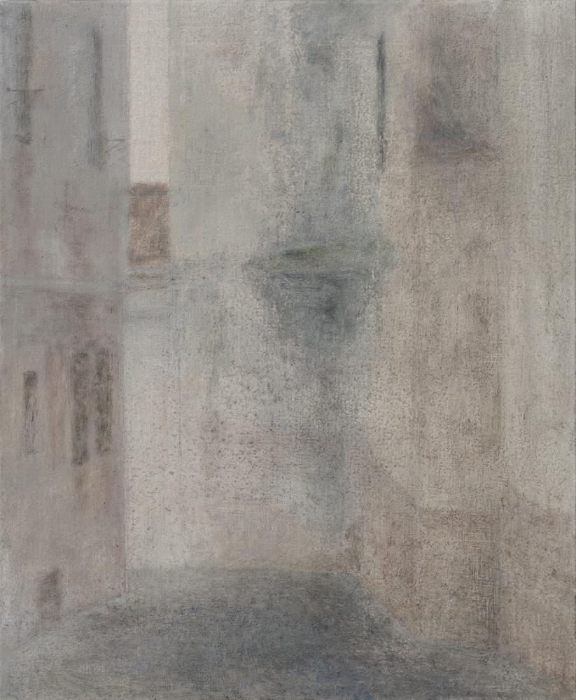 Lisboa - Largo da Atafona (Igreja Paroquial de São Cristovão e São Lourenço) O-L 41x33