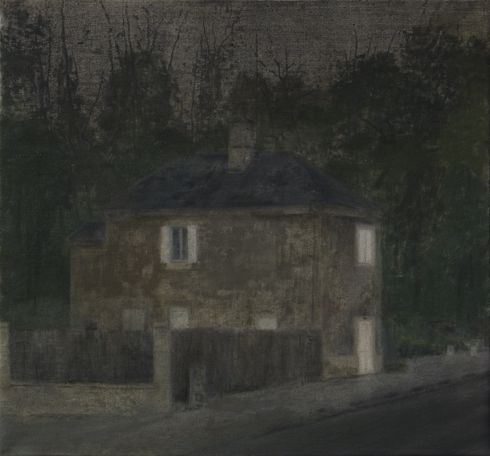 París - Casa en Ville d'Avray O-L 75,5x81,5