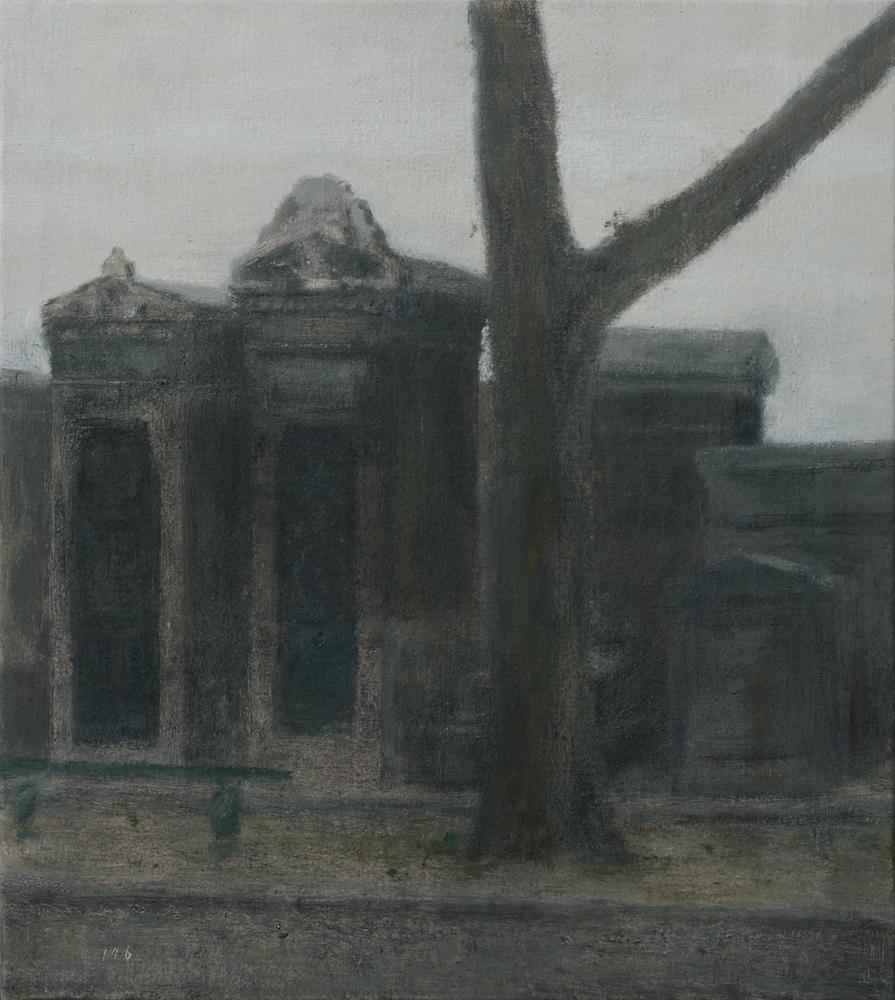 París - Cementière du Père-Lachaise O-L 38x34