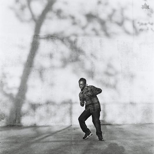 Dyrell Jr. Monroe Street Park. Adriana López Sanfeliu. Gelatina de plata 43x46cm. Numerada: 1/10