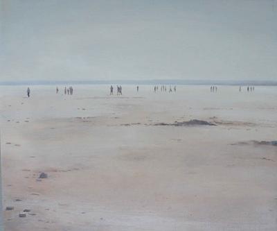 Federico Granell  Horizonte en fuga, 2012 46x54 cm