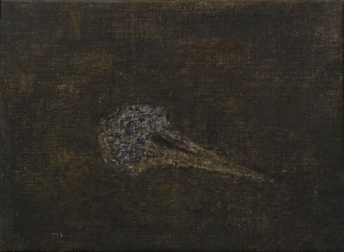 Miguel Galano, PEINETA, 2013 O/L, 24X33, cm.
