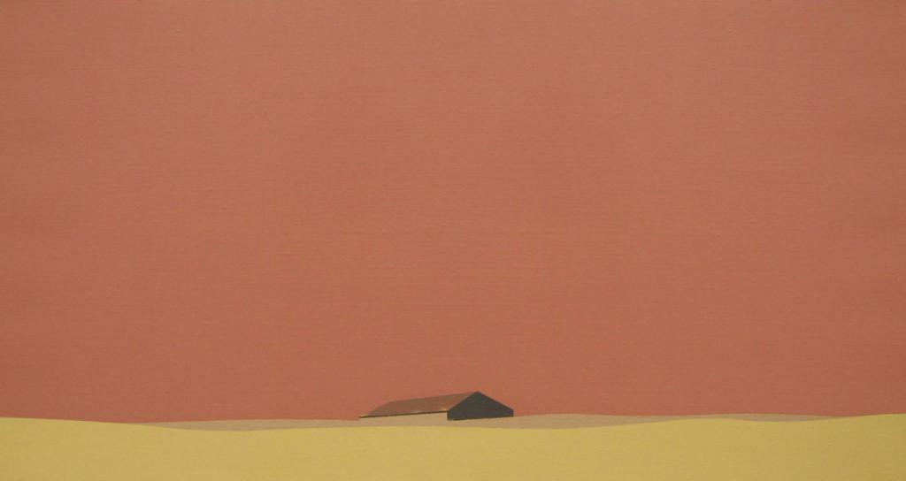 Cielo-Rojo-37x68-cm.-Acrílico-lienzo-2011