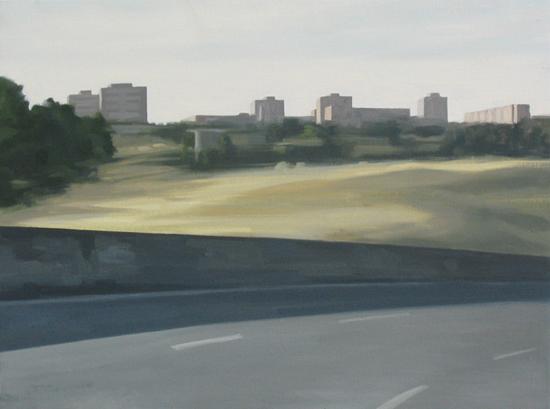 Barriada. 2008. 46 x 61 cm.