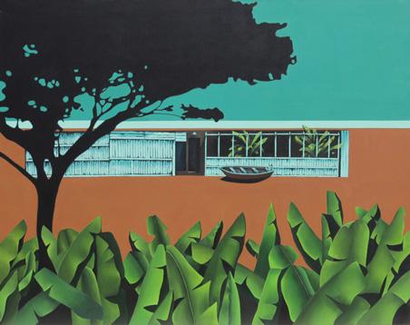 Northshore Acrílico/lienzo 162 x 130 cm 2012