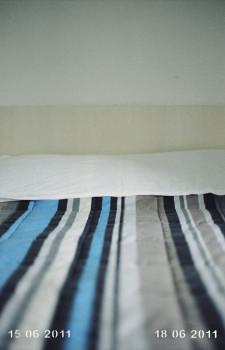 Basel - Tinta pigmentada en papel fotográfico, perforación láser, 45 x 30 x 4 cm. Edición de 3+2 AP
