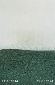 Oaxaca - Tinta pigmentada en papel fotográfico, perforación láser, 45 x 30 x 4 cm. Edición de 3+2 AP
