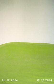 Marseille - Tinta pigmentada en papel fotográfico, perforación láser, 45 x 30 x 4 cm. Edición de 3+2 AP
