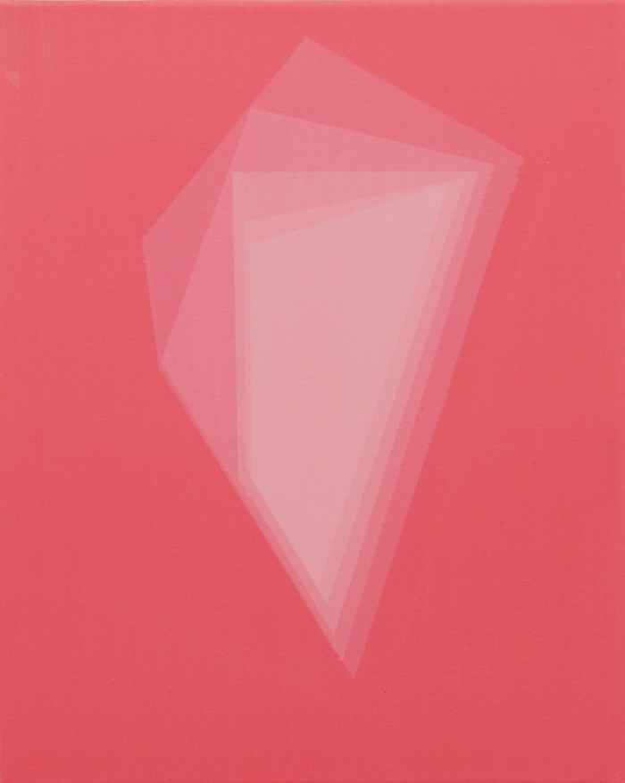Vanitas XIV. 41x33 cm. Acrílico/lienzo. 2011