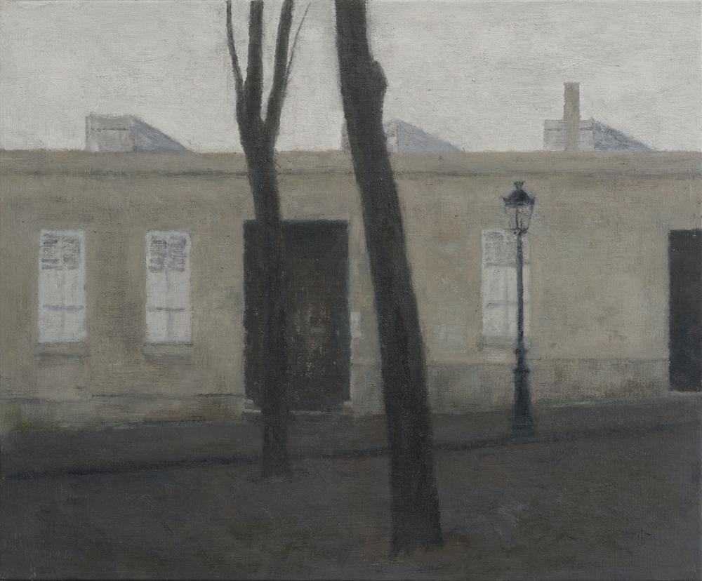 París - Rue Ravignan O-L 38x46
