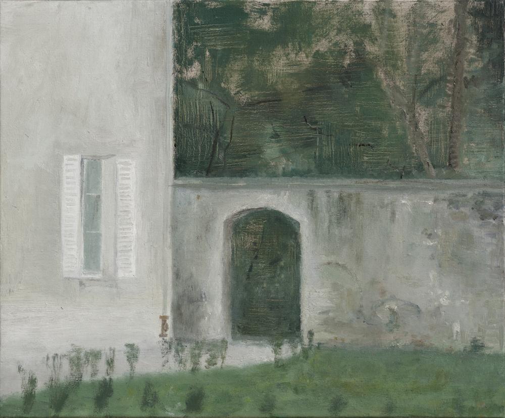 París - Jardins Renoir O-L 36x48