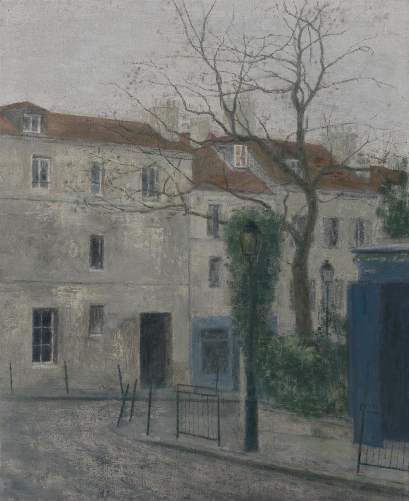 París - Le Moulin de la Galette O-L 61x50